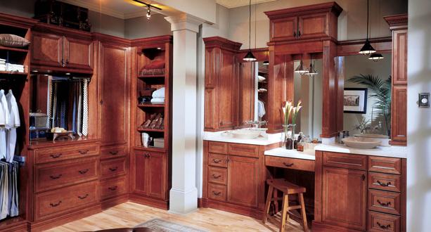 closetBarrWood Cabinets 14