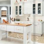 white-kitchen-cabinets-island-Woodstock-ga